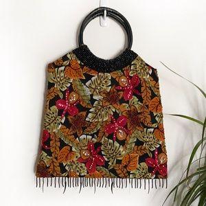 Mystique Beaded and Sequins Handbag